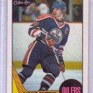 Wayne Gretzky 1987-88 O-Pee-Chee #53 Oilers, Kings, Rangers