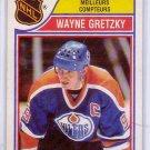 Wayne Gretzky 1985-86 OPC Scoring Leaders #259 Edmonton Oilers, Kings, Rangers