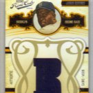Jackie Robinson #/20 2008 Playoff Prime Cuts Colossal Game-Worn Jersey #3 Dodgers HOF