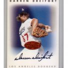 Darren Dreifort 1996 Leaf Signature Series Autographs Bronze #DADR Dodgers