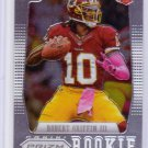 RG3 Robert Griffin III RC 2012 Panini Prizm #227 Washington Redskins