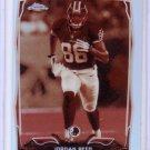 Jordan Reed #/99 2014 Topps Chrome Sepia Refractor #4 Redskins #/99