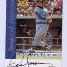 Dave Kingman 1999 Fleer Sports Illustrated  Greats Of The Game Autographs Cubs, Mets