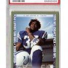 Edgerrin James RC 1999 Topps #339 PSA Mint 9 Colts