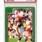 Edgerrin James RC 1999 Score #224 PSA Mint 9 Colts
