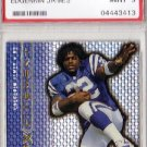 Edgerrin James RC 1999 SPx SPxcitement #S2 PSA 9 Mint Colts