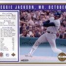 1993 Reggie Jackson Yankees Hall of Fame Induction Autograph UDA #/5000 Mr October HOF