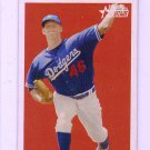 Clayton Kershaw 2006 Bowman Heritage Prospects #85 Dodgers Pre-RC