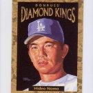 Hideo Nomo 1996 Donruss Diamond Kings #DK-27 #/10000  Dodgers