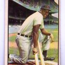 Luke Easter 1953 Bowman Color #104  Cleveland Indians