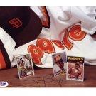 Tony Gwynn PSA/DNA Auto Signed Photo 8x10 Padres Autographed HOF