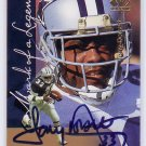 Tony Dorsett HOF Auto 1997 SP Authentic Mark of a Legend Autograph Cowboys, HOF