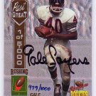 Gale Sayers HOF Auto 1994 Signature Rookies Autograph #S2 Bears #/1000