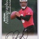 Donovan McNabb RC Auto 1999 Skybox Autographics Certified RC Autograph Eagles