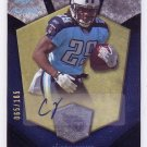 Chris Johnson RC Auto 2008 UD Icons Rookie Brilliance Autograph #RB-5 Titans Cardinals