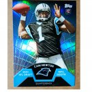 Cam Newton RC 2011 Topps Blaster Mega Box Rookie #TMB-1 Panthers