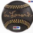 Tom Lasorda HOF Auto Dodgers Signed PSA/DNA Mint Official MLB Baseball Autographed