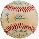 1979 Yankees Team Signed Autographed OAL Baseball Berra, Jackson, Hunter, Lemon