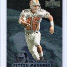 Peyton Manning 1998 Skybox Metal Universe RC #189 Broncos, Colts
