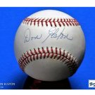 Brooklyn Dodgers Don Elston Signed Autographed Official NL Baseball (White)