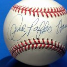 "Andy Pafko Autographed Signed Brooklyn Dodgers Official NL Baseball ""Handy Andy"""