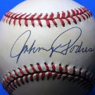 Johnny Podres Dodgers Autographed Signed Single Official National League Baseball