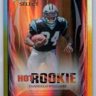 DeAngelo Williams RC 2006 Score Select Hot Rookies #6 Steelers Panthers Serial #/75
