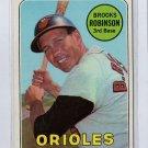 Brooks Robinson 1969 Topps #550 NM Orioles HOF