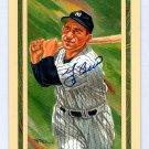 Yogi Berra Signed Autographed Perez-Steele Masterworks Postcard from 1992 #YB5 Yankees HOF PSA/DNA
