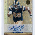 Lance Kendricks RC Auto 2011 Panini Gold Standard Silver Signatures Autographed #206 Rams