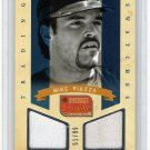 Mike Piazza #/99 HOF 2013 Panini America's Pastime Trading Swatches #TS-MP Dodgers, Mets