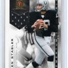 Ken Stabler HOF 2012 Momentum Materials Game-worn Jersey #43 Raiders #/199