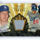 Don Sutton #/35 HOF 2014 Topps Tribute to the Throne Relics Sepia #THRONE-DS Dodgers