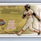 Frank Robinson HOF 2003 Fleer Fall Classic Legendary Collection Memorabilia Bat #LC/FR Orioles, Reds