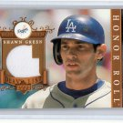 Shawn Green 2003 Upper Deck Honor Roll Dean's List Jersey #DL-SG1  Dodgers