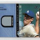 Kevin Brown 2002 E-X Game Essentials Jerseys #KEBR  Dodgers