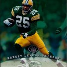 Dorsey Levens Auto 1997 Leaf Authentic Signatures Autograph 8 x 10 Green Bay Packers