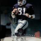 Tim Brown HOF Auto 1997 Leaf Authentic Signatures Autograph 8 x 10 Raiders