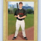 Buster Posey RC 2010 Topps Turkey Red #TR-91 Giants Rookie Card