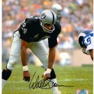 "Willie Brown Raiders HOF Signed Autographed 8 x 10"" Official NFL Properties Photo"