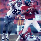 "Ted Hendricks HOF Signed Autographed 8 x 10"" Official NFL Photo Raiders"