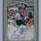 Yasmani Grandal Auto 2013 Topps Gypsy Queen Baseball Autographs #GQA-YGR Dodgers