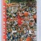 Michael Jordan 1992-93 Upper Deck #453 Bulls HOF