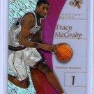 Tracy McGrady RC 1997-98 EX-2001 #79  Raptors, Rockets, Magic