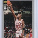 Michael Jordan 1994-95 UD Collector's Choice Silver Signature #240