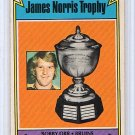 Bobby Orr 1974-75 O-Pee-Chee #248 Norris Trophy Boston Bruins Hockey Card HOF