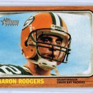 Aaron Rodgers 2005 Topps Heritage RC #344 Packers