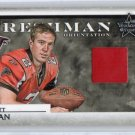 Matt Ryan #/250 RC 2008 Leaf R&S Freshman Orientation Jersey #FO-29 Falcons