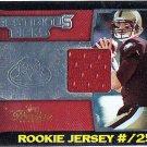 Matt Ryan RC #/250 2008 Playoff Prestige Prestigious Picks Rookie Jersey #PPI-10 Falcons