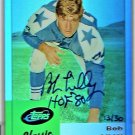 Bob Lilly Autographed 2005 eTopps Classic American Football #/30 HOF #ETC-48 Cowboys